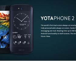 Παρουσίαση του YOTA Phone 2